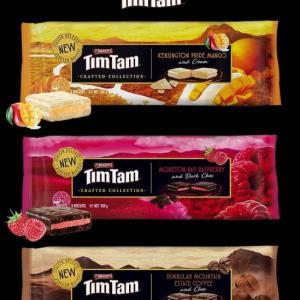 【ニュース】TimTam 2021年の新味4種