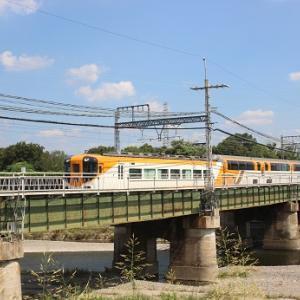 近鉄京都線 鴨川鉄橋