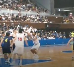 バスケットボール 国際強化試合