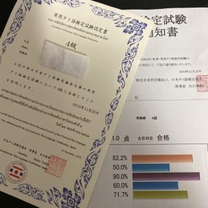 タイ語実用検定4級 合格するためのコツ