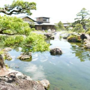 島根旅行のおすすめ穴場スポット『由志園』