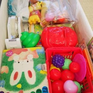 【DIY】おもちゃ入れ【なのか?】