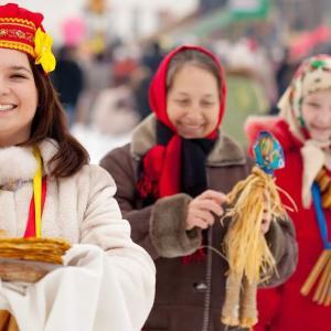 ロシアの春の始まり Масленмца(マースレニッツァ)とブリヌイのレシピ