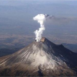 富士山の噴火