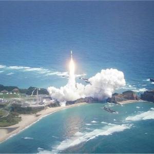 種子島からのロケット発射