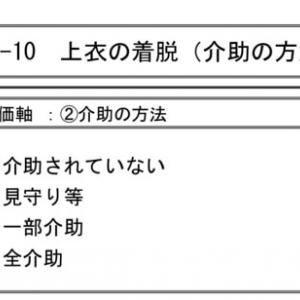 【認定調査対策】2群ー10 上衣の着脱
