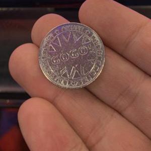【画像】ジャグラー打ってたらジャグラーコイン出てきた