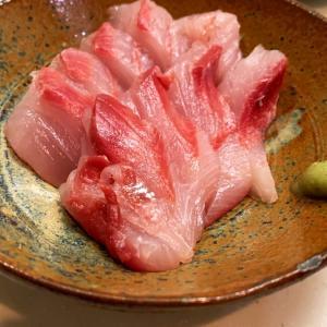 漁師の爺さんに釣りたての魚を貰った、捌いて刺身と出汁をとる。