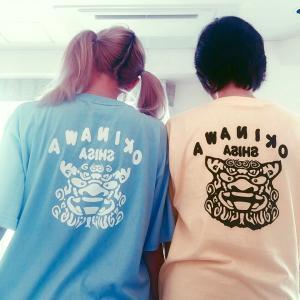 【母娘旅!沖縄】朝食ビュッフェ!美ら海水族館!沖縄式ぜんざい!【おそろコーデ♡】