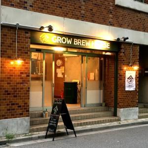 【西川口で作ったビール】GROW BREW HOUSEに行ってきました〜!【こんな所で!?】