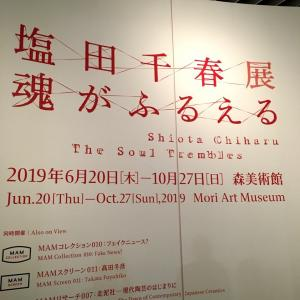 【塩田千春展】魂がふるえる…を全く芸術とかわからん素人が見てきた件。