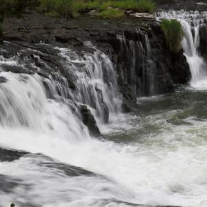 〔100名瀑〕乙字ヶ滝 ~阿武隈川にかかる唯一の滝!芭蕉さんも旅した東北の小ナイアガラの滝へ~