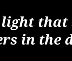 """DARK TO LIGHT2 : 闇から光が生まれる事"""