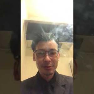 アクア師匠の「笑える喫煙」