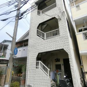 兵庫区荒田町のビンテージアパート賃料3.9万に変更!