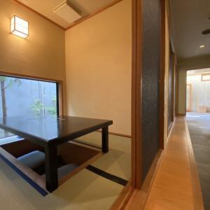 神戸市西区 日本料理花ふじ 内装工事