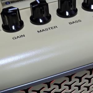 開封したぞ!Yamaha THR30II Wireless。しかし音が出ない!・・・出た!