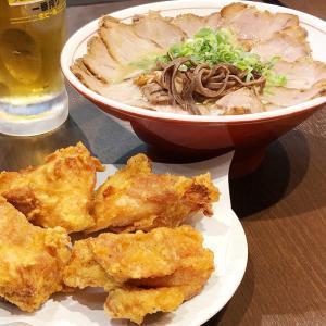 大阪城公園のJO-TERRACEにある「博多_豚骨ラーメン壱流」さんに行って来た!