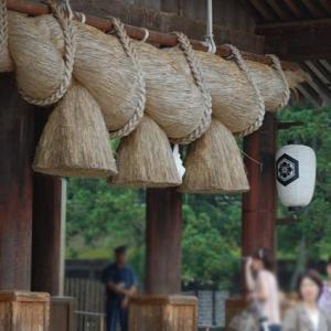 2012年7月15日に島根旅行で、出雲大社、石見銀山などに行ってきた!