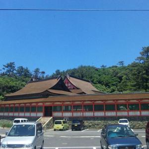 2011年7月16日 鳥取砂丘、出雲大社、日御碕神社などに行って来た!