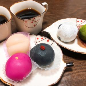 西大橋の新町北公園すぐ近くにある和菓子のお店「餅匠しづく」さんに行って来た!