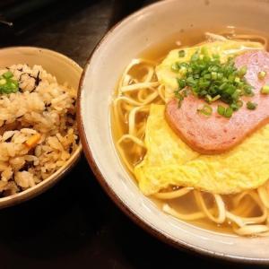梅田研修センターの近くにあるそーき蕎麦のお店「沖濱そば」さんに行って来た!