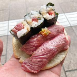 飛騨高山のさんまち商店街内にある飛騨牛寿司の「梗絲(きょうし)」さんに行って来た!