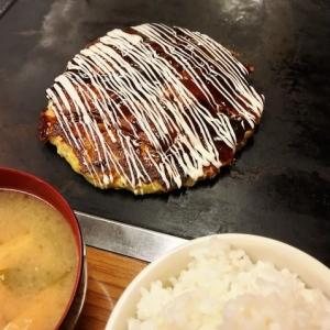 梅田研修センターの近くにあるお好み焼きのお店「幸乃道」さんに行って来た!