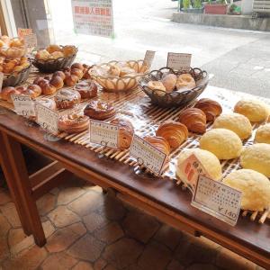 京阪大和田駅から徒歩1分、豊富な種類のパンのお店「レーヴマルシェ」さんに行って来た!