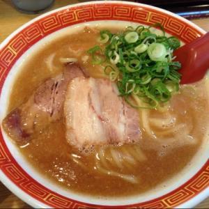 茨木の産業道路沿いにある、コッテリ鶏ガララーメン「一作茨木店」さんに行って来た!
