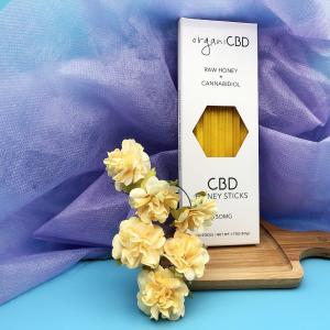 最近流行りのストレスや不眠対策のCBD配合の蜂蜜「CBDハニースティック」をゲットした!