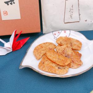 三重県桑名の八間通り沿いにある、老舗の手焼き煎餅のお店「たがねや」さんに行って来た!