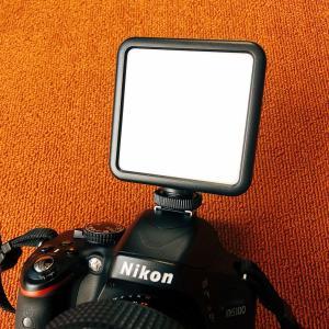 カメラ、ビデオの撮影用LEDライト、色温度調整可能で充電式の「DJI Osmo Pocket Gopro」を買いました!