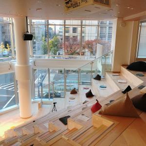 弊社もお世話になっている京都信用金庫さんの産学銀連携が出来る「新河原町ビル」のレセプションに行って来ました。