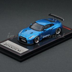 【販売中】(ignition model)1/64 PANDEM R35 GT-R Red Metallic ※日本限定カラー(10/19発売)