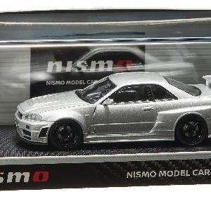 【日産オンライン販売日時確定】(ignition modele)1/64 NISMO R34 GT-R Z-tune(12/8発売)