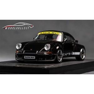 【販売中】(ModelCollect)RWB 930 Ducktail Wing Metallic Black(1/24発売)