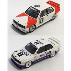 【予約受付中】(MINI GT)BMW M3 (E30) #42 DTM 1991/BMW M3 (E30) #1 マカオ ギア レース 1992 優勝車(3月発売)