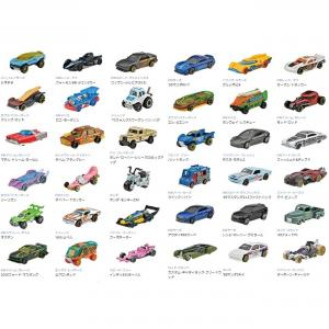 【明日発売】(Hot Wheels)Basic Cars 2020 Eアソート(4/4発売)