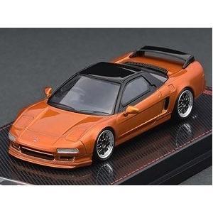 【予約受付中】(ignition model)Honda NSX (NA1) Orange Metallic(9月発売)