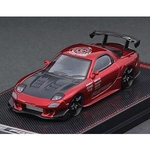 【予約受付中】(ignition model)Honda NSX (NA1) Orange Metallic(10月発売)