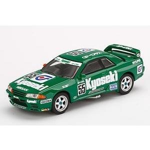 【予約受付中】(MINI GT)Nissan スカイライン GT-R R32 Kyoseki 全日本ツーリングカー選手権 1993 Gr.A #55(右ハンドル)(8月発売)