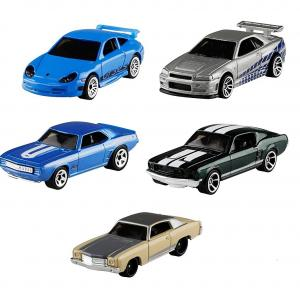【販売中】(Hot Wheels)ワイルド・スピード 5カーパック(GMG69)(7/25発売)