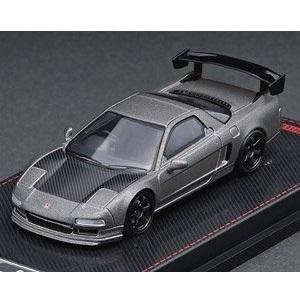 【予約受付中】(ignition model)Honda NSX (NA1) Titanium Gray(10月発売)