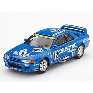 【予約受付中】(MINI GT)Nissan スカイライン GT-R R32 全日本ツーリングカー選手権1993 Gr.A Calsonic #12(右ハンドル)(10月発売)