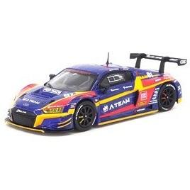 【予約受付中】(POP RACE)Audi R8 LMS エヴァ RT Test Type-01 X Works R8 覚醒(8月発売)