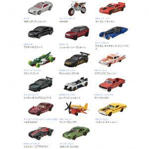 【明日発売】(Hot Wheels)Basic Cars 2020 Kアソート(8/1発売)