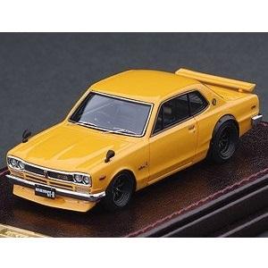【予約受付中】(ignition model)Nissan Skyline 2000 GT-R (KPGC10) Brown(2月発売)