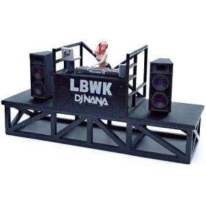 【販売中】1/64 Great model LBWK DJ NANA 舞台フィギュア 塗装済み(11月発売?)