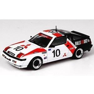 【販売中】(POP RACE)Mitsubishi Starion 1985 Guia Race Starion (A183A) #10 Michael Lieu(1/23発売)